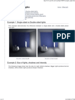 VRayLight Examples