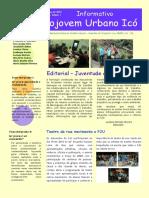 Informativo Projovem Urbano Icó