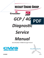 GCP and 4G Diagnostic Manual