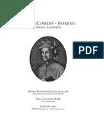 Dante Alighieri's Divine Comedy – Inferno (iIlustrated)