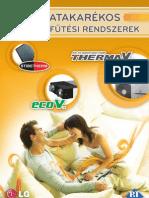 Energiatakarékos rendszerek 2009