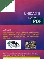 diferentes tipos de sensores