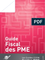 Guide Fiscal CGEM Mars 2010