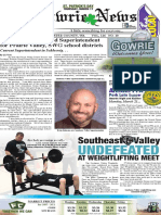 March 16th Pages - Gowrie News