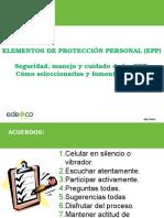 Uso Adecuado de EPP