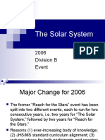 Solar System Lab  Teaching Event