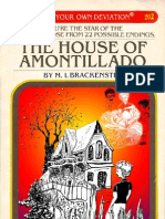 The House of Amontilado