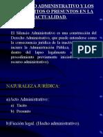 3 RA. PONENCIA. EDWIN ROMERO EXPOSICIÓN Ponencia Silencio Administrativo en La Actualidad(3)