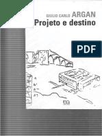ARGAN_Projeto e Destino - Marcel Breuer