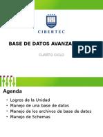 BDAI Sesion01 Base de Datos Filegroups Esquemas