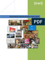 Pedoman Manajemen Malaria