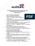 cuestionario de legislacion para negocios internacionales