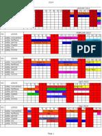 Schedule Flyer.ods