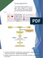 Objetivos de La Farmacogenómica