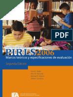 PIRLS 2006_Marcos teóricos y especificaciones de evaluación