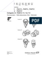 Operating Instruction PMD55