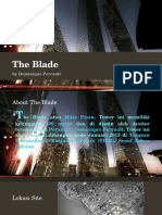 The Blade by Dominique Perrault