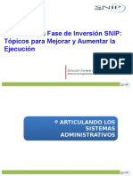 Ppt Gestion Inversiones - DIRSE