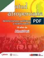 Juventud Afroperuana