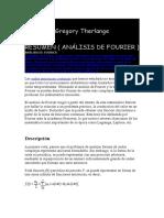 Analis de Fourier