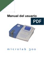 Manual de Usuario - Microlab Español