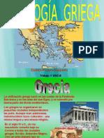Presentación de mitología griega