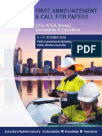 Convention Call for Papers 2016 - APGA