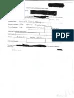 NSA Credit Card Form