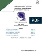 LABORATORIO MECANICO