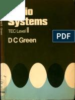 Green RadioSystemsTecLevelIi
