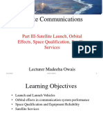 Satellite Comm LecIV