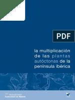 Multiplicacion Plantas Autoctonas España