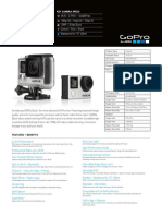 Brochure - GoPro HERO 4