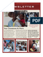 Haiti Care Mission April 2010 Newsletter