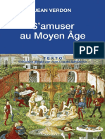 S'amuser au Moyen-Âge
