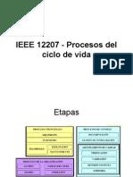 IEEE 12207 - Procesos del ciclo de vida