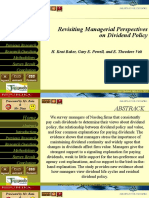 Revisiting Managerial Perspectives