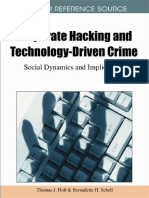 Corporate Hacking and Technology - Driven Crime Social Dynamics and Implications - Copy