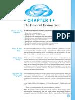 SEU MBA FM Financial Environment
