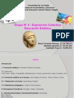 Trabajo Colectivo de Estetica Grupo N 4