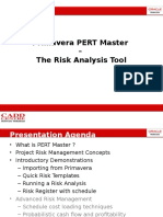 PERT Master - Risk Analysis Tool