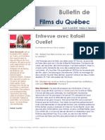 Bulletin Films Du Quebec Vol2 No6