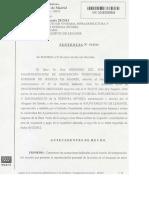 Sentencia Nº31/2016. Proyecto Bulevar San Nicasio de Leganés