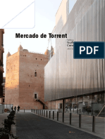 Mercado de Torrent Vázquez Consuegra Tectónica