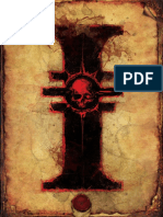 Dark Heresy Clue Generator