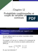 Proba Conditionnelle
