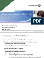 Overview OV25002700 r3.4 Jft Brief