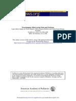 Preeclampsia Effect on the Fetus and Newborn -- De Souza Rugolo Et Al_ 12 (4)