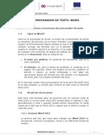 UNIDAD 1 - Primer Documento