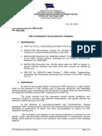 Pnmc 2014-046 Training Standards